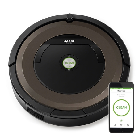 iRobot Roomba 896 - Robotstofzuiger