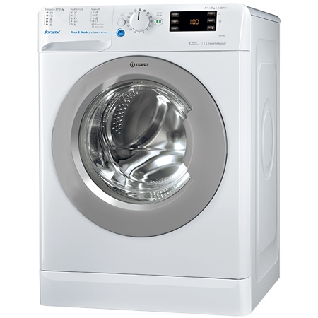 Indesit BWE 81683X WSSS EU Wasmachine