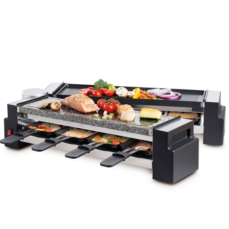 Vouwbare raclette steengrill FR2260
