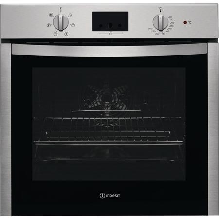 Indesit IFW 55Y4 IX inbouw solo oven