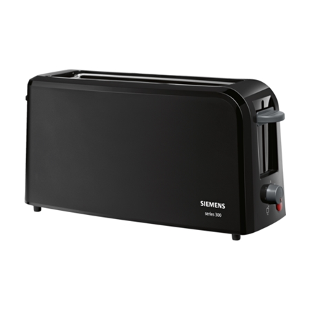 Siemens TT3A0003 zwart Broodrooster
