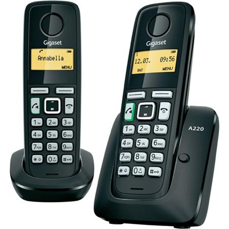 Gigaset A220 Duo Huistelefoon