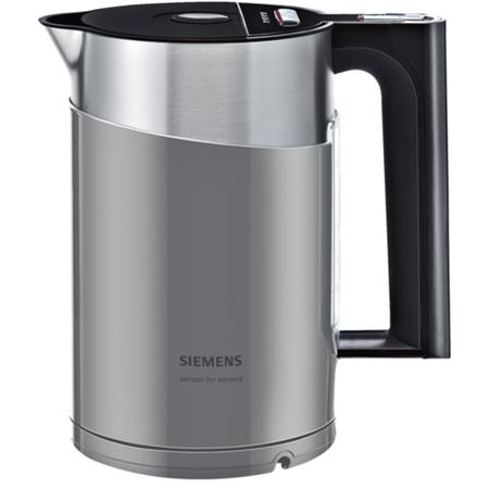 Siemens TW86105P grijs-zwart Waterkoker