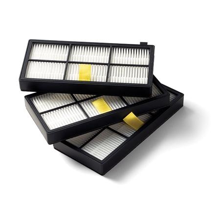 iRobot 800 Series Filter Pack x 3