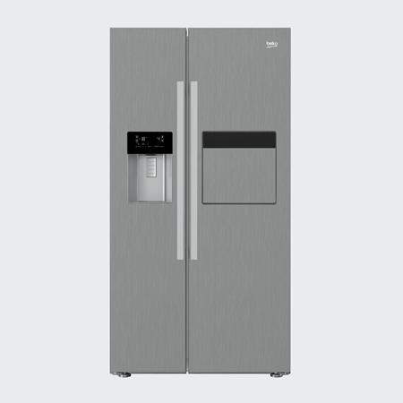 Beko GN162430X Amerikaanse Koelkast