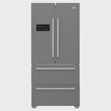 Beko GNE60530X Amerikaanse Koelkast
