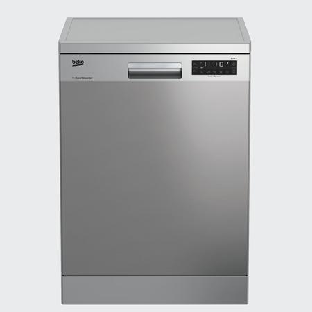 Beko DFN28430X Vaatwasser