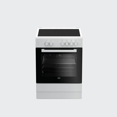 Beko FSM67010GW Elektrisch Fornuis