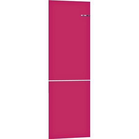 Bosch KSZ1BVE00 VarioStyle deurpaneel Framboos (203 cm)