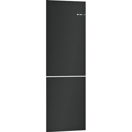 Bosch KSZ1BVZ00 VarioStyle deurpaneel Matzwart (203 cm)