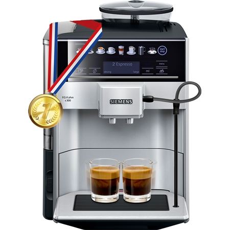 Siemens TE653311RW Espressomachine