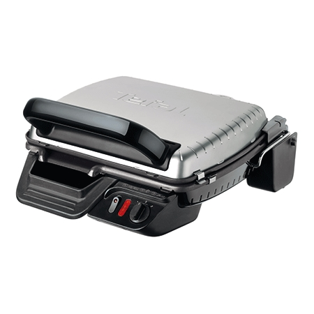 Tefal GC3050 zilver-zwart Grill