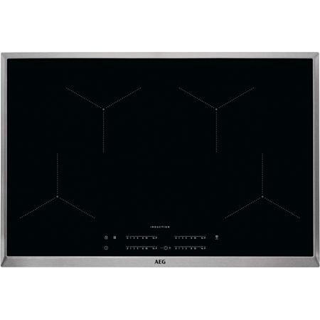 AEG IKB84431XB Hob2Hood 80 cm inductie kookplaat