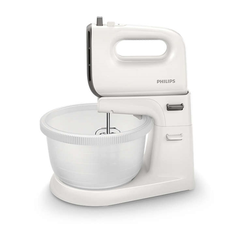 Philips HR3745/00 Viva Collection handmixer