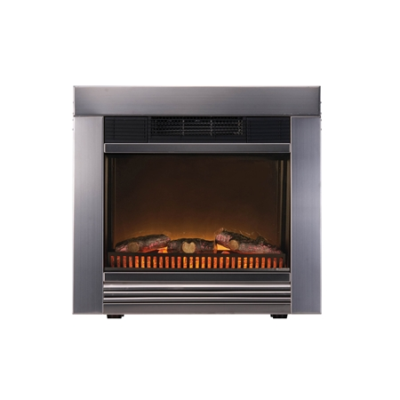Nedis Electric Fireplace Heater Chicago Ingebouwd