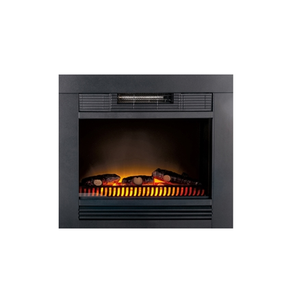 Nedis Electric Fireplace Heater Chicago Ingebouwd