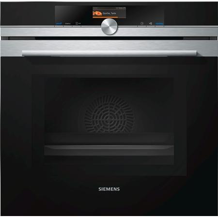 Siemens HM636GNS1 inbouw combi oven