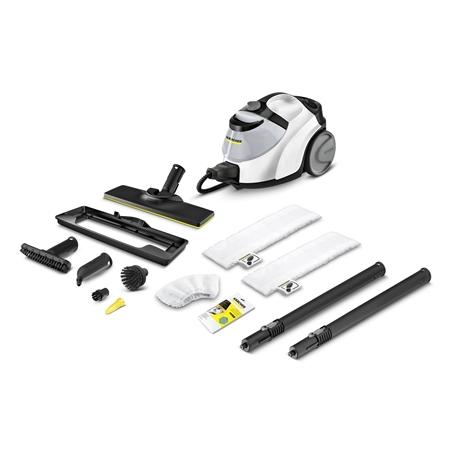 Kärcher SC 5 EasyFix Premium wit-zwart