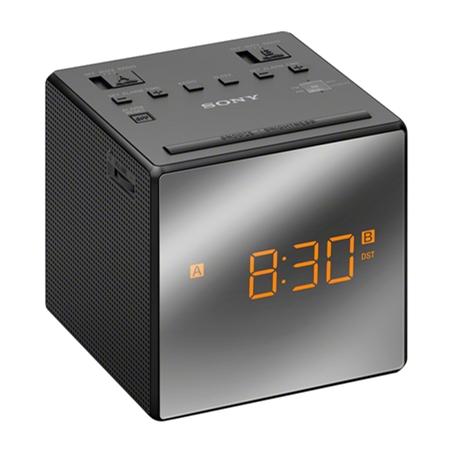 Sony ICF-C 1 TB zwart Wekkerradio