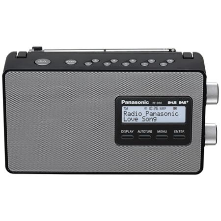 Panasonic RF-D10EG-K DAB+ radio