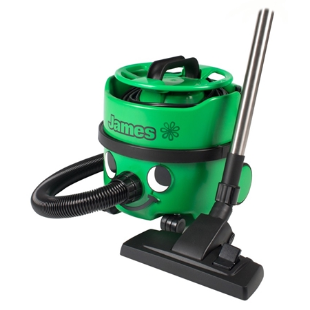 Numatic JVP-182 JAMES Eco + KITAS1 groen