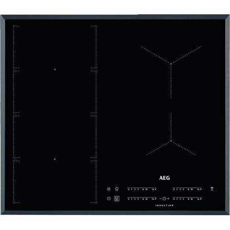 AEG IKE64471FB FlexiBridge Hob2Hood 60 cm inductie kookplaat