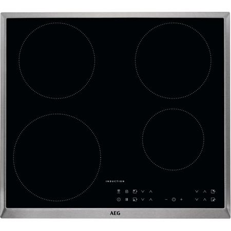 AEG IKB64301XB Hob2Hood 60 cm inductie kookplaat