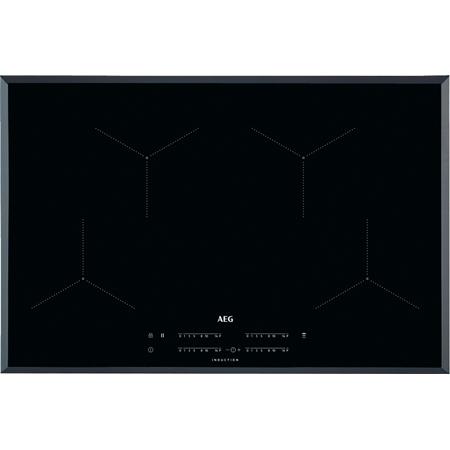 AEG IKB84431FB Hob2Hood 80 cm inductie kookplaat