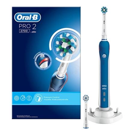 Oral-B PRO2700 Elektrische Tandenborstel