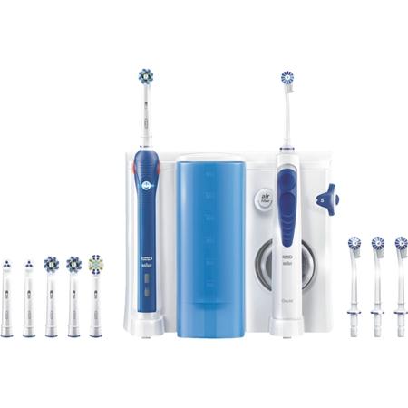 Oral-B Oxyjet Monddouche + Pro 3000
