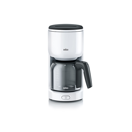 Braun KF 3120WH PurEase Koffiezetapparaat