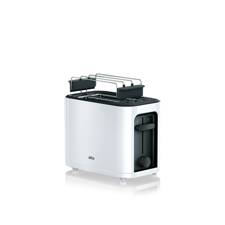 Braun HT 3010WH PurEase Broodrooster