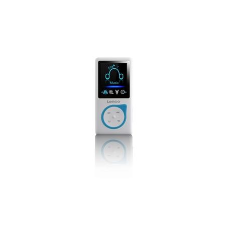 Lenco Xemio-657 4GB MP3 speler