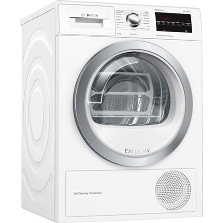 Bosch WTW85491NL Exclusiv Serie 6 warmtepompdroger
