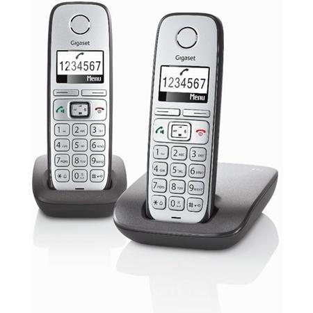 Gigaset E310 Duo Seniorentelefoon