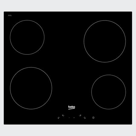 Beko HIC 16440 E Keramische Kookplaat