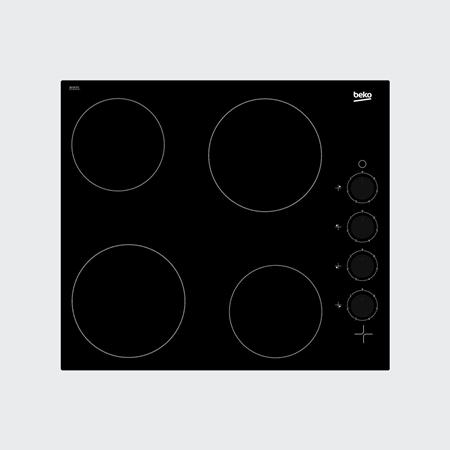 Beko HIC 64100 Keramische Kookplaat