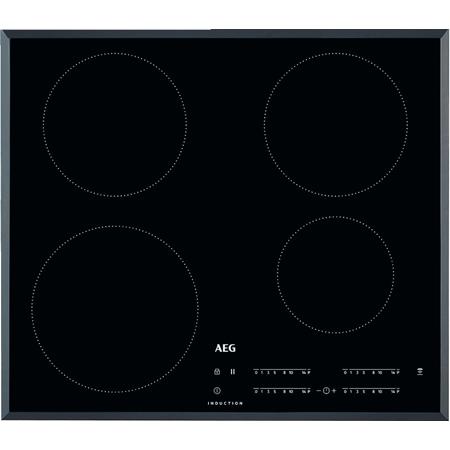 AEG IKB64401FB Hob2Hood 60 cm inductie kookplaat