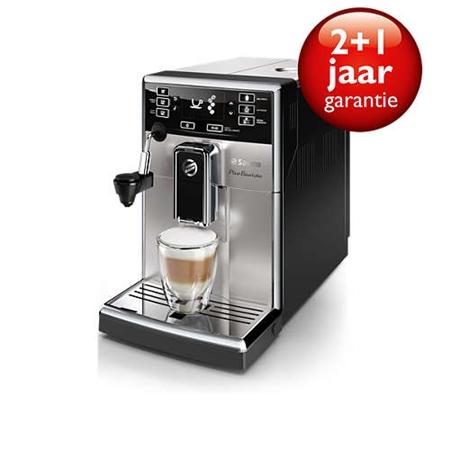 Philips HD8924/01 Volautomatische Espressomachine zwart-RVS