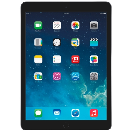 Apple iPad Air 2 16GB Wifi Space gray (Refurbished A)