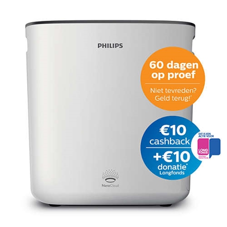 Philips HU5930/10 Luchtbevochtiger