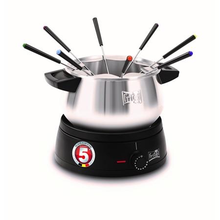 Fritel FG 2970 Culinary Fondue & Grill zilver Funcooking