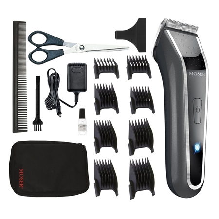 Moser Lithium Pro LED Clipper Tondeuse