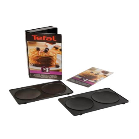Tefal XA8010 Pannenkoekplaten zwart Accessoire