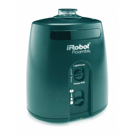 iRobot Black Virtual Wall Lighthouse Stofzuiger Accessoire