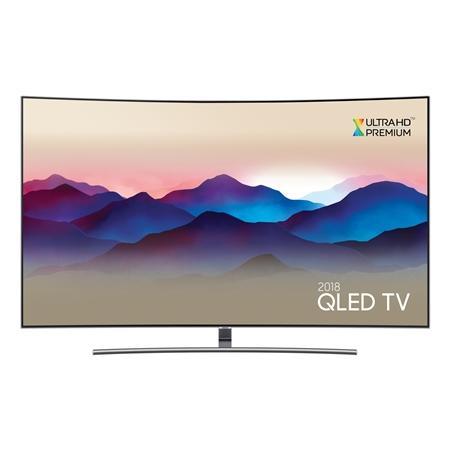 Samsung QE65Q8C 2018 Curved 4K QLED TV
