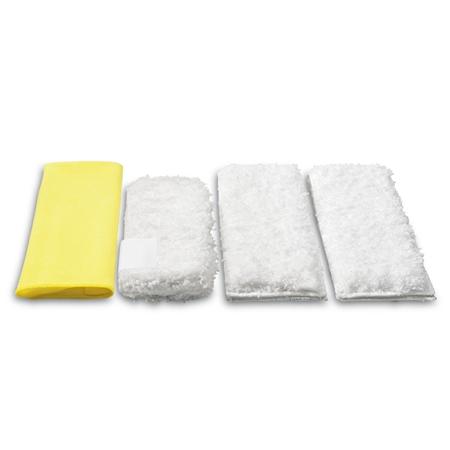 Kärcher Microvezel doekenset keuken Reiniger Accessoire