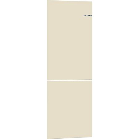 Bosch KSZ1AVV00 VarioStyle deurpaneel Parelwit (186 cm)