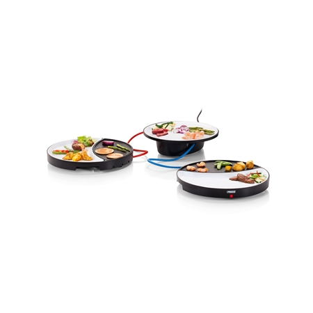 Princess 104002 Dinner 4 All - 2 Personen zwart