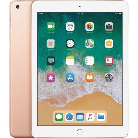 iPad 2018 128GB wifi Wit/Goud